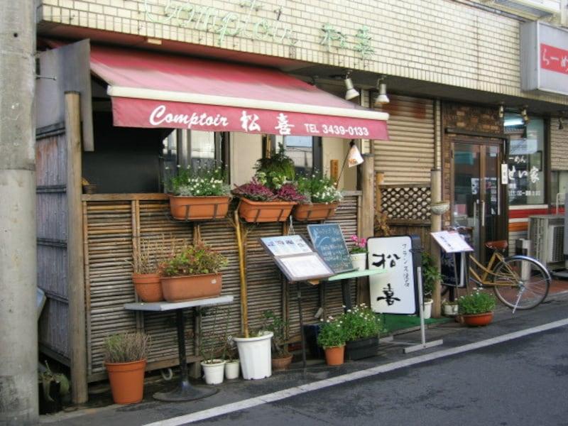 経堂の飲食店
