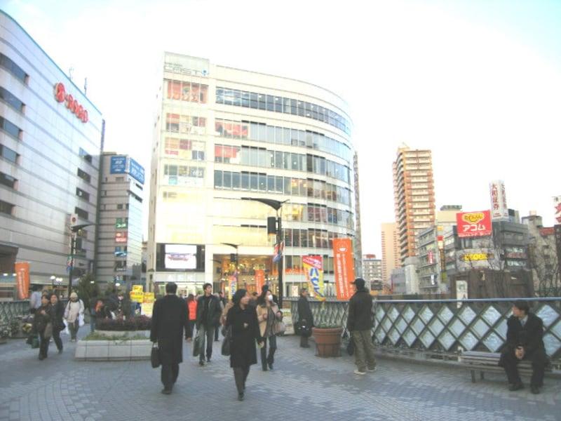 川口駅周辺