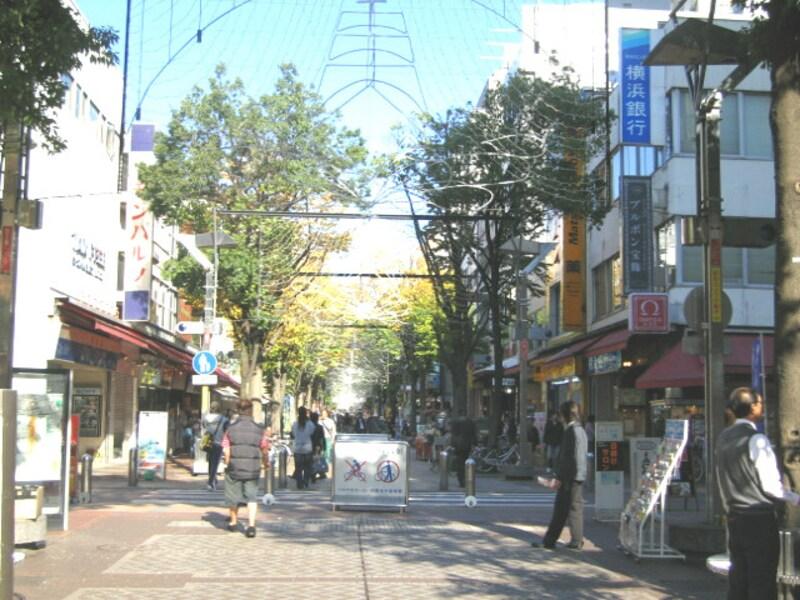 横浜イセザキモール