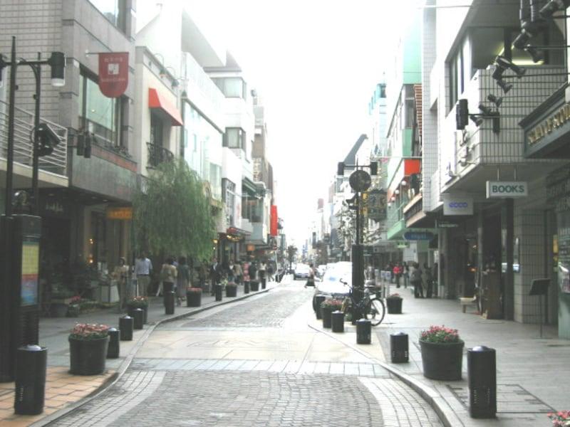 元町商店街