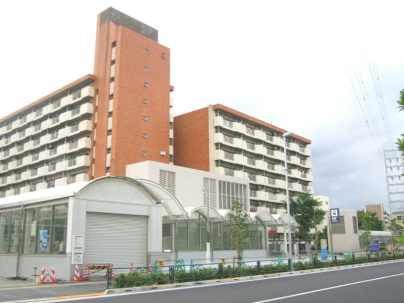 青井駅周辺