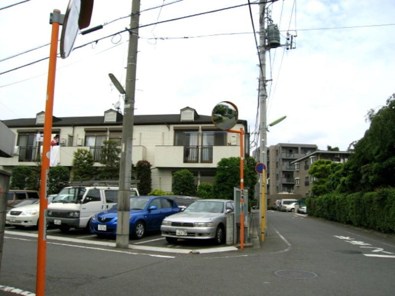 世田谷のアパート