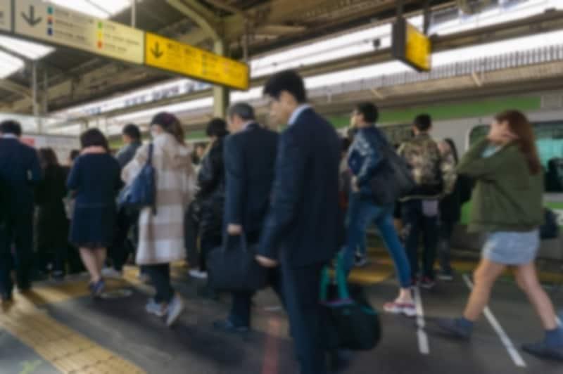 電車通勤が楽な沿線はどの路線?