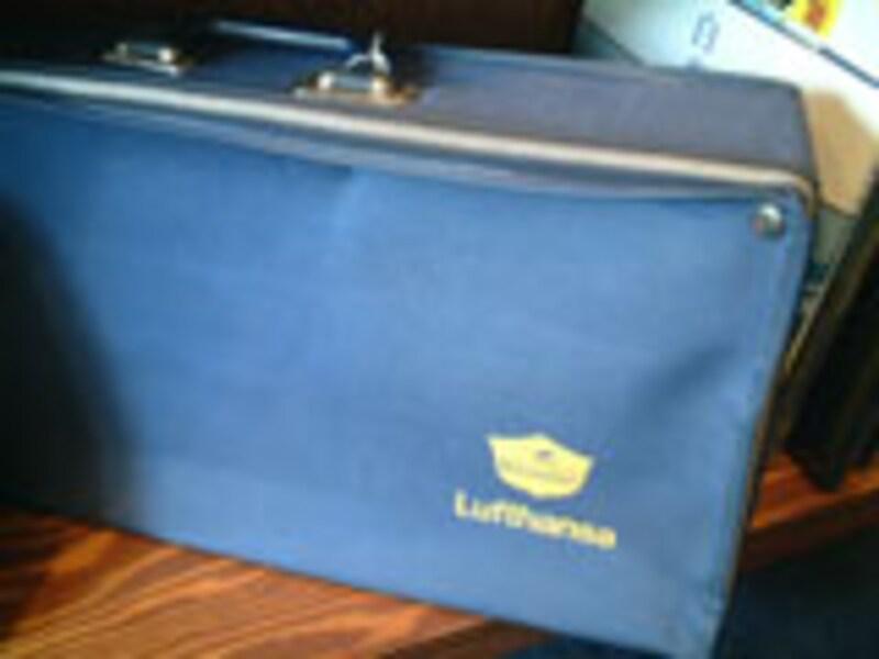ルフトハンザのバッグ