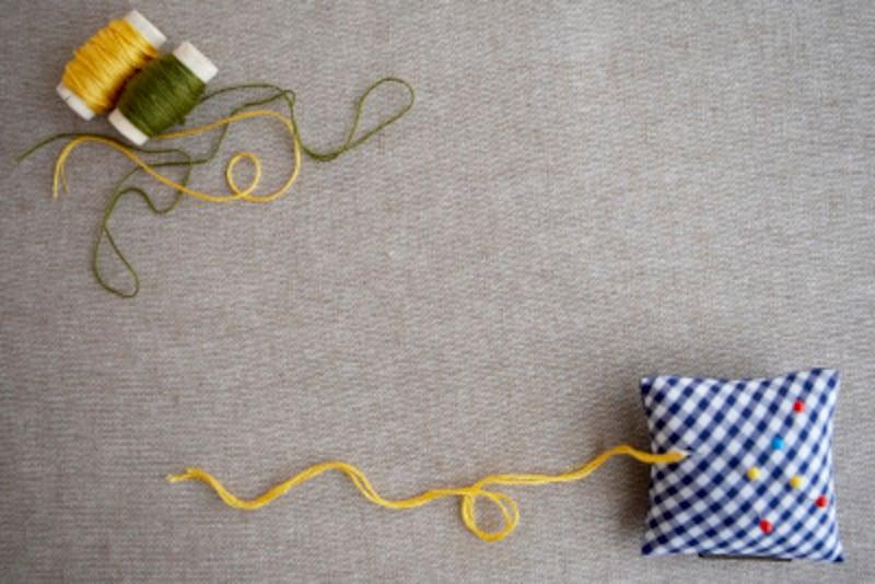 「本返し縫い」と「半返し縫い」を紹介します