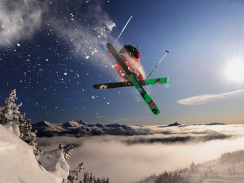 本格的なスキーシーズンは12月に入ってからundefined(C)TourismWhistler