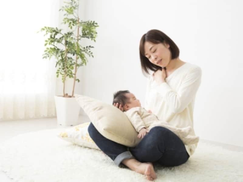 産後の体がおかしいと感じたら早めに受診を