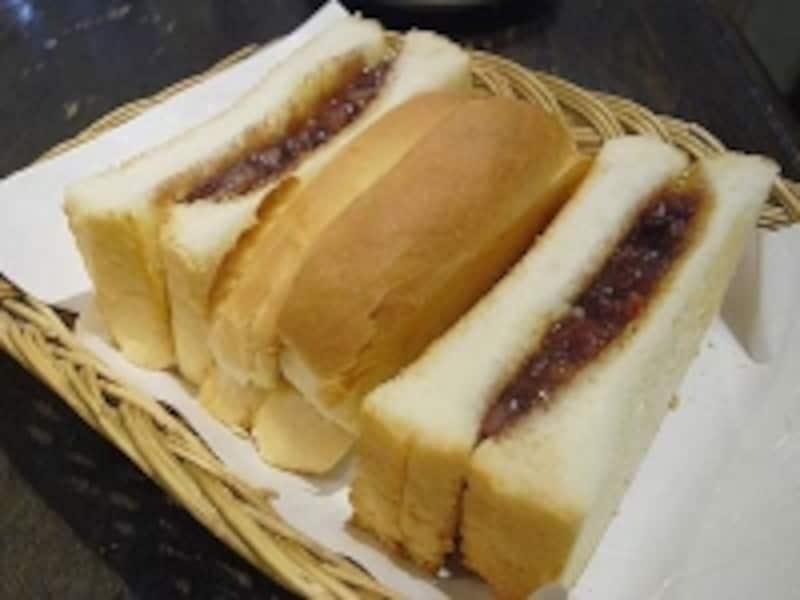 小倉トースト・ボンドコーヒー
