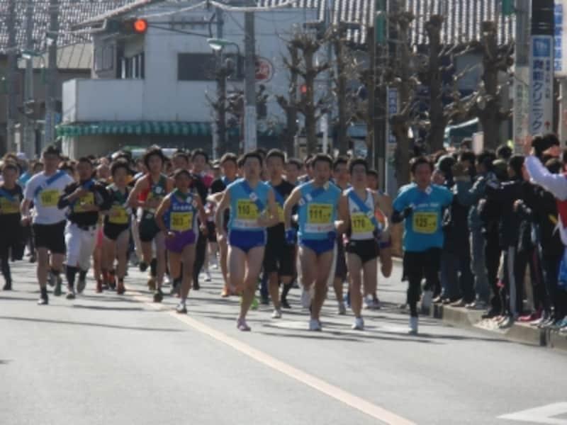 駅伝大会、たすきの結び方・渡し方をおさらい!