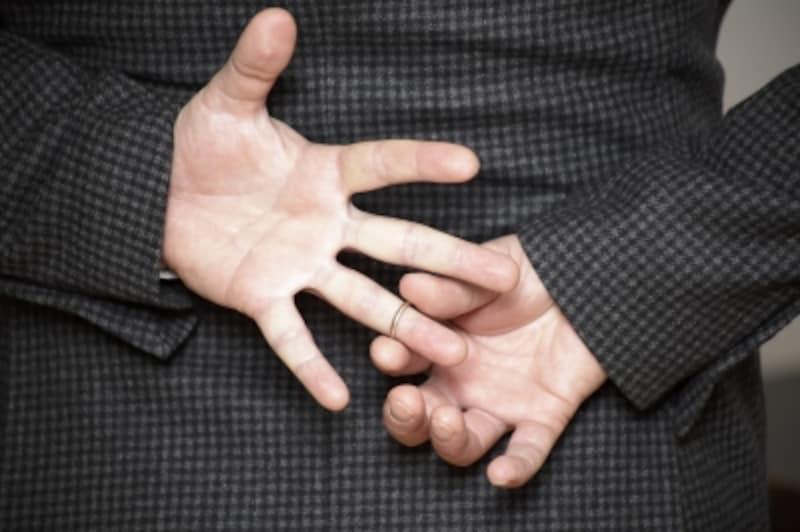 それまでは常にしていた結婚指輪をはずしていることが増えた……なんてことはありませんか?