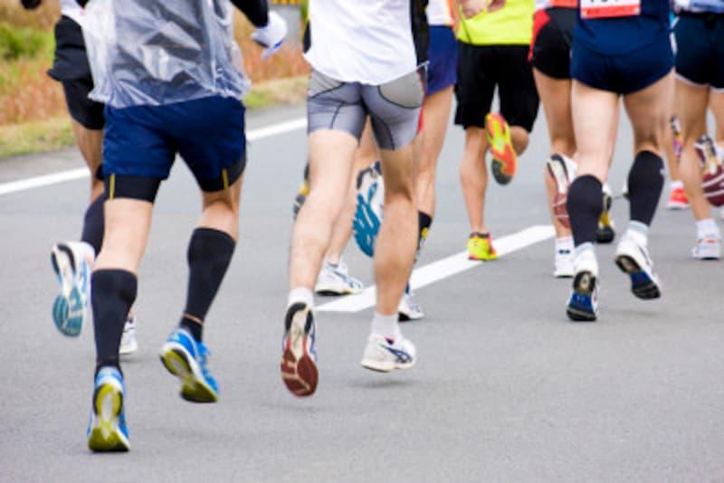 マラソンは体づくりから