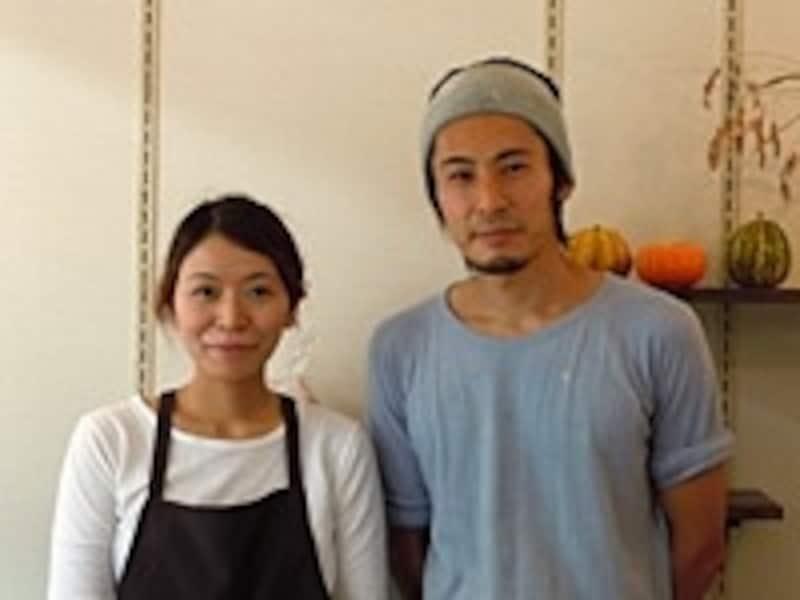安藤潤さん信代さん