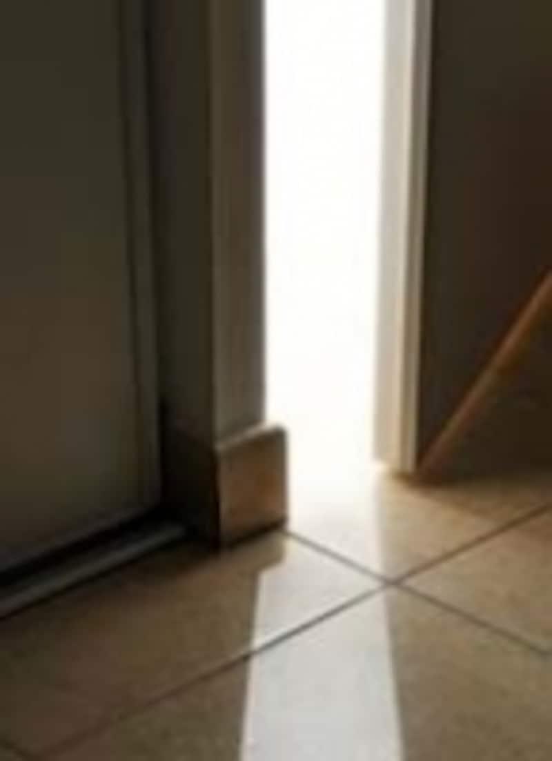 ドアは最後の砦!