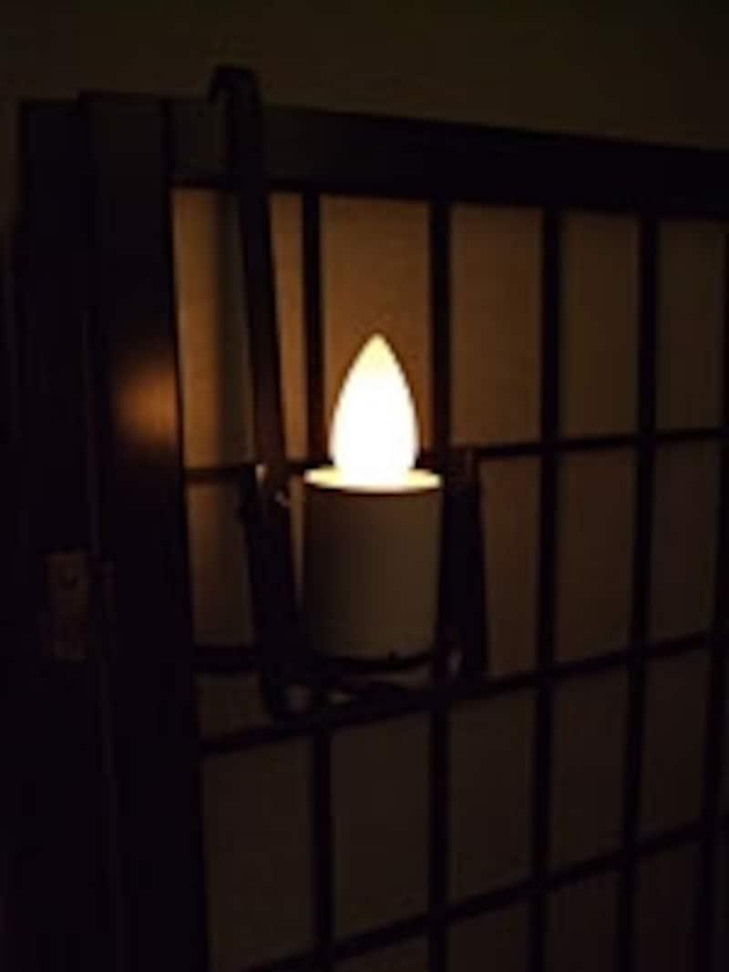 LEDキャンドル(ウシオライティング)
