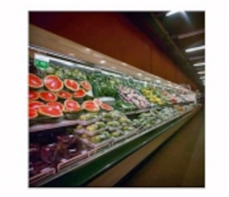駅前なら深夜営業のスーパーもあるなど、便利。