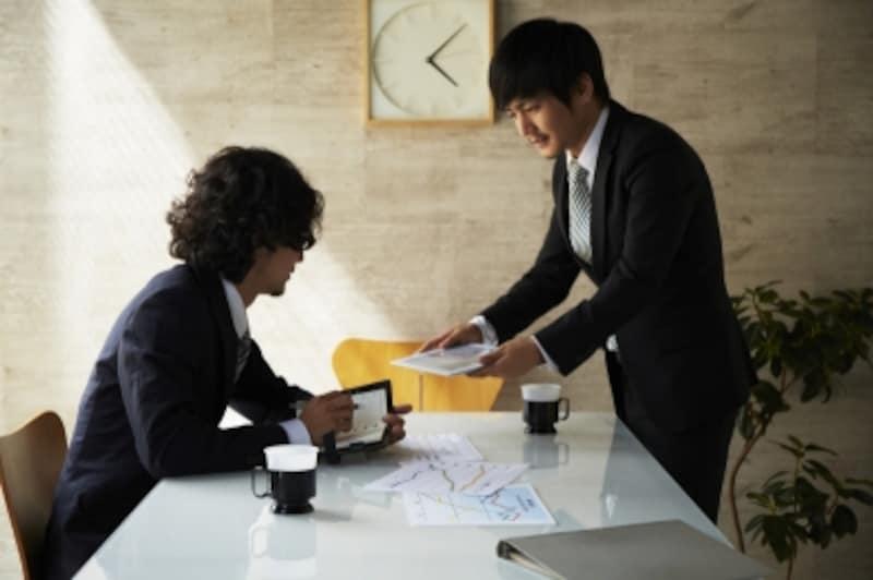 報告の仕方……上司への「報連相」事例・ポイント