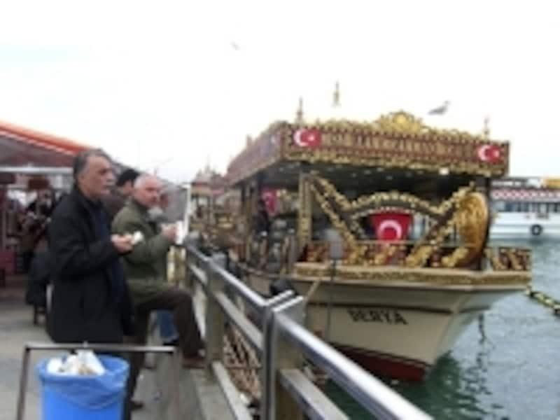 サバサンド船