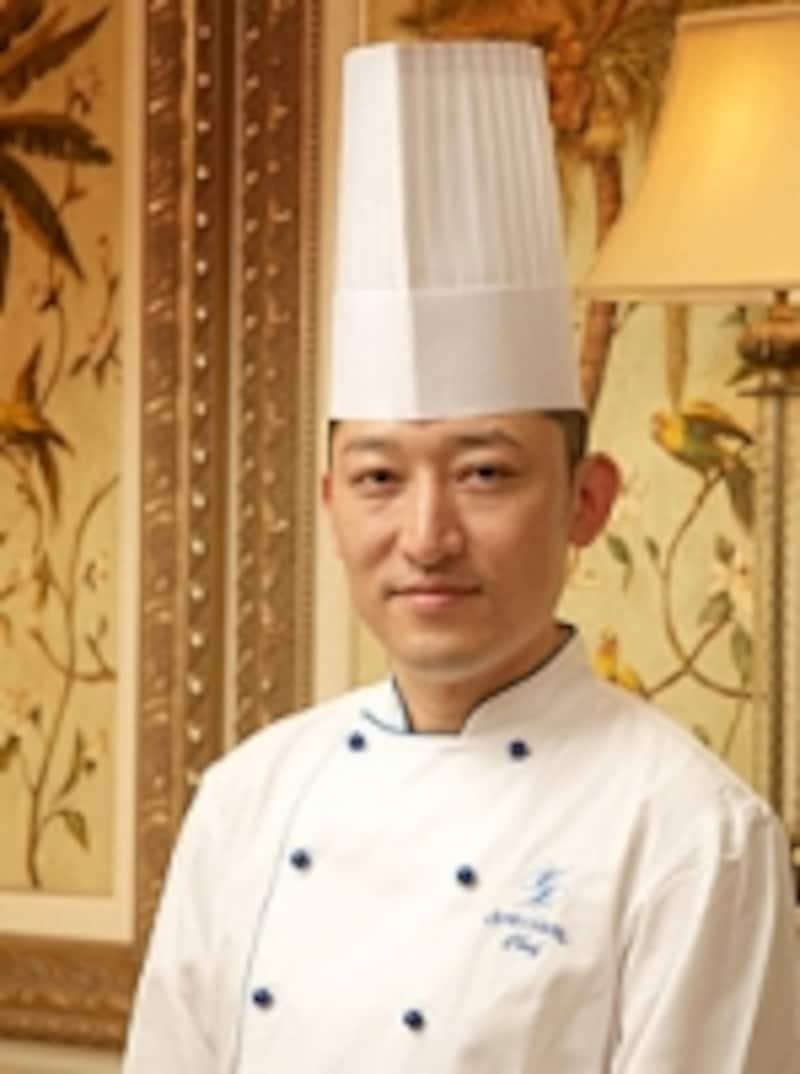 金井幹雄氏