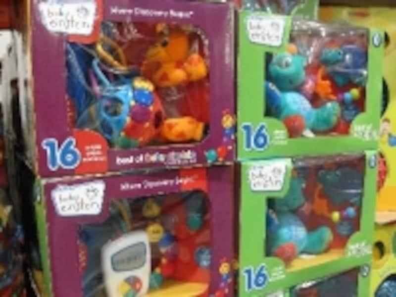 ベイビーアインシュタインコレクション7種類のおもちゃ