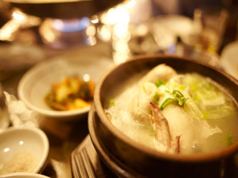韓国料理を安く美味しく味わえるのが本場の魅力