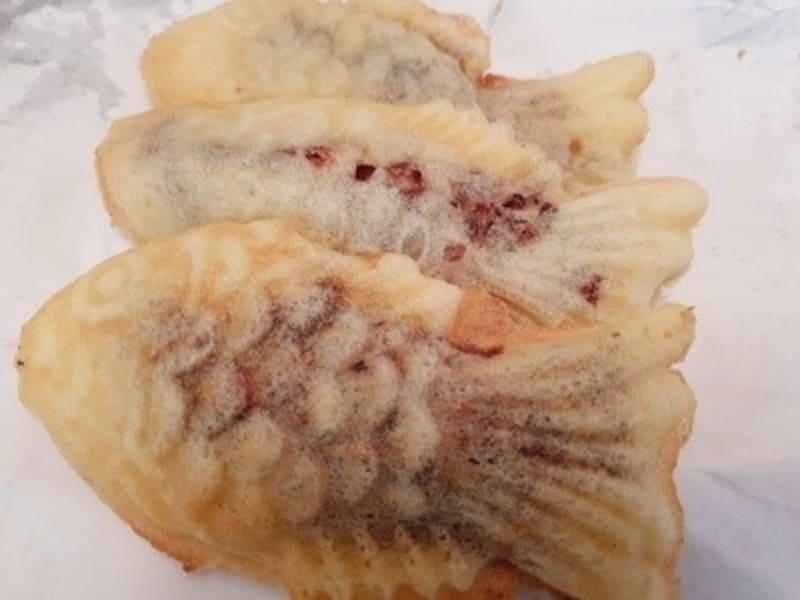 韓国版たい焼きのブンオバン