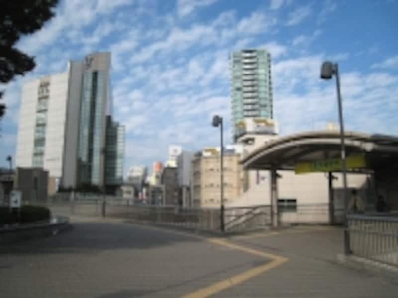 大泉学園駅南口