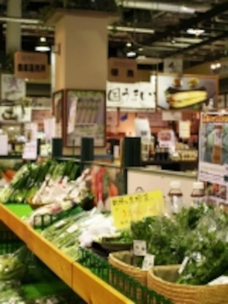 那須ロコマーケット 産直野菜