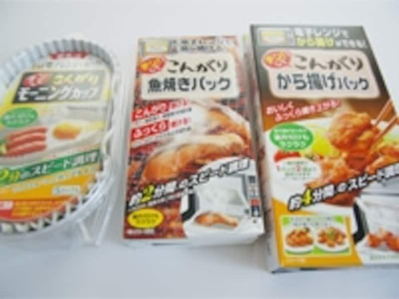 小林製薬『チン!して』シリーズ