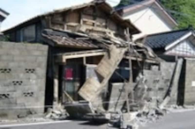 地震保険の査定はマニュアル化している
