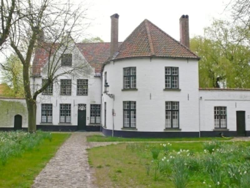 ペギン会修道院の建物群