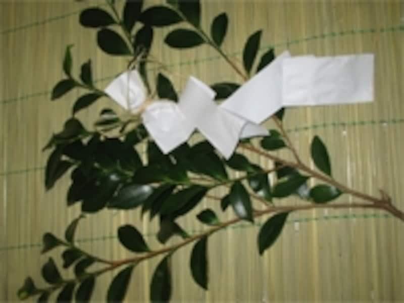 神道の場合は、玉串奉奠が行われます。作法がわからない場合は、遠慮なくスタッフに聞いてみましょう。