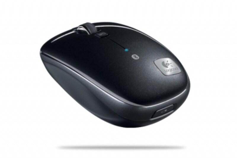 ロジクールが2009年7月3日に発売するBluetooth対応ワイヤレスレーザーマウス「M555b」