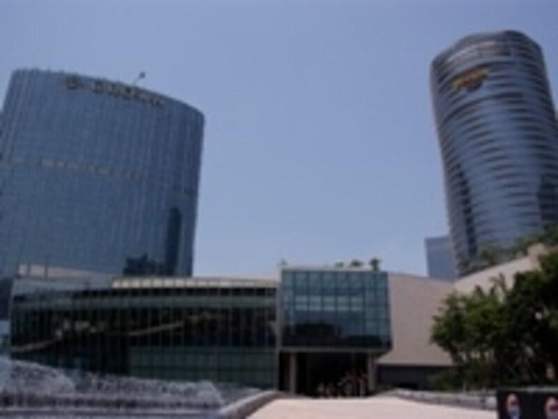 2009年6月に開業した大型カジノリゾート「シティ・オブ・ドリームス」