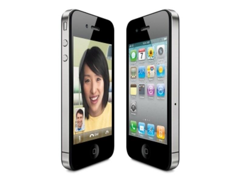 大型ディスプレイでメールやネットも快適に使えるiPhone