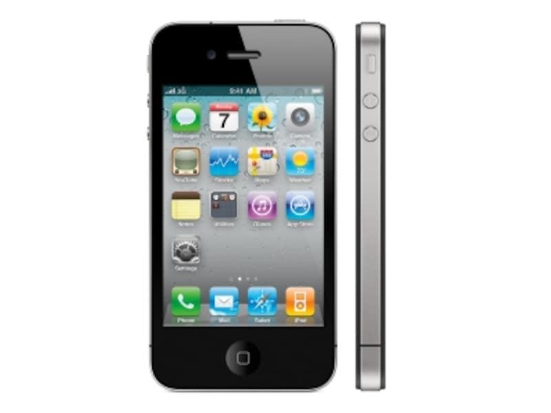 ネット、メール、マップなど、標準機能だけでもさまざまなことができるiPhone