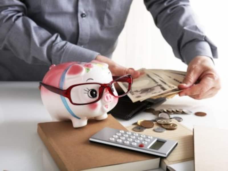 給料の何割貯金?子育て期は2割