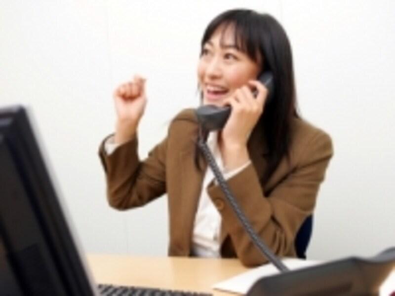 応募電話のかけ方から面接のコツも求人と一緒に調べることができる