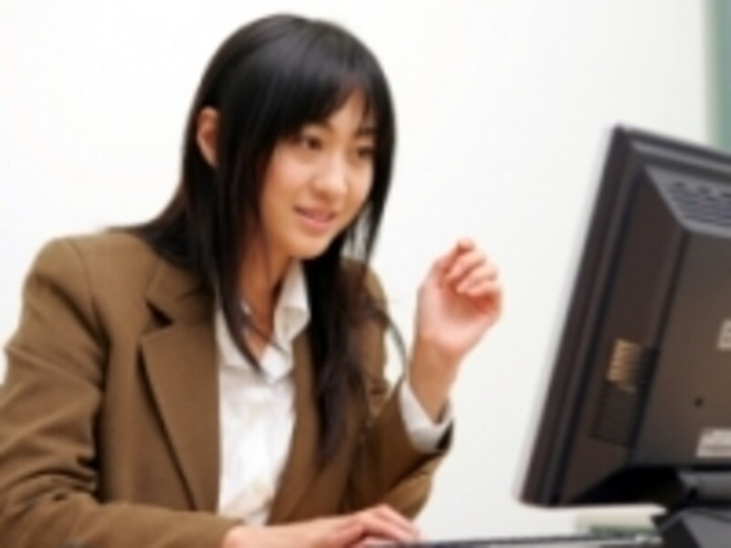 求人サイトで仕事探しをスタート