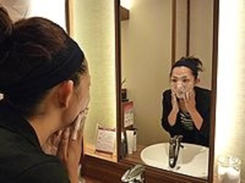 クレンジング、洗顔