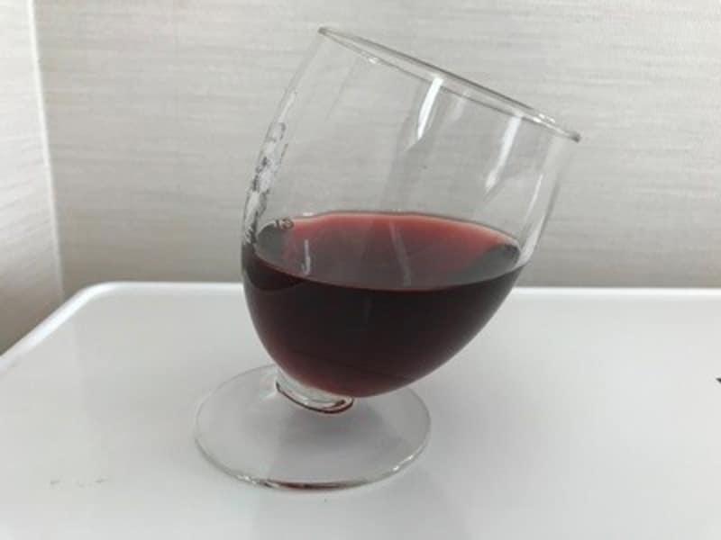 氷河特急ワイングラス