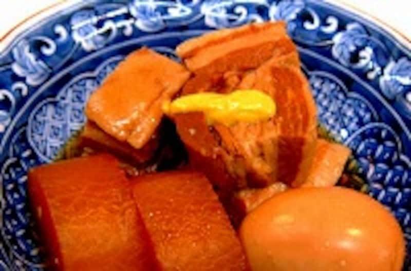 とろける豚の角煮