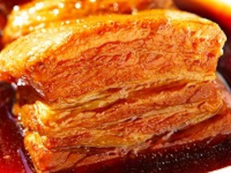 豚肉好きのための豚の角煮