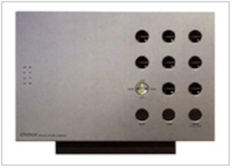 イオン式空気清浄機