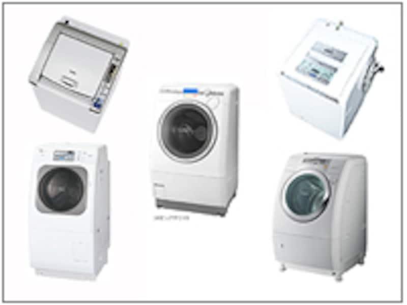 洗濯乾燥機イメージ