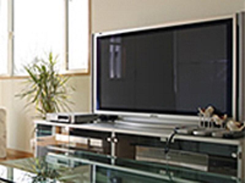 薄型テレビイメージ