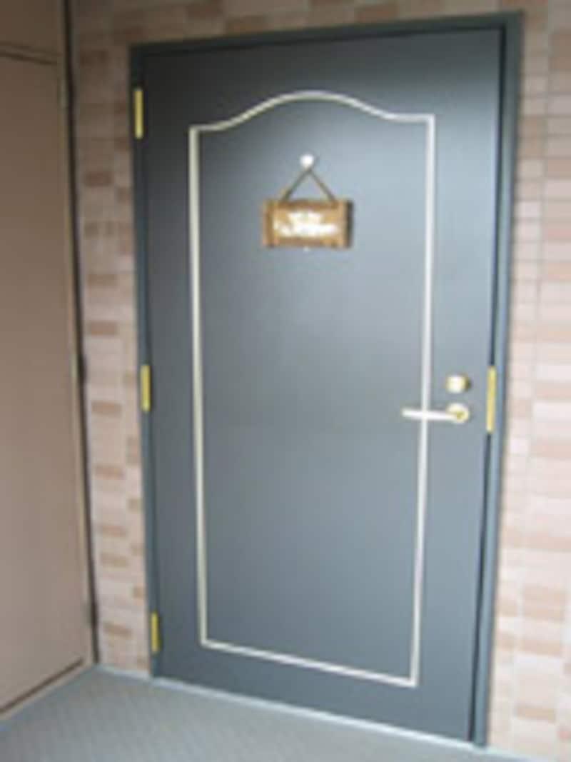 引越し、ドア