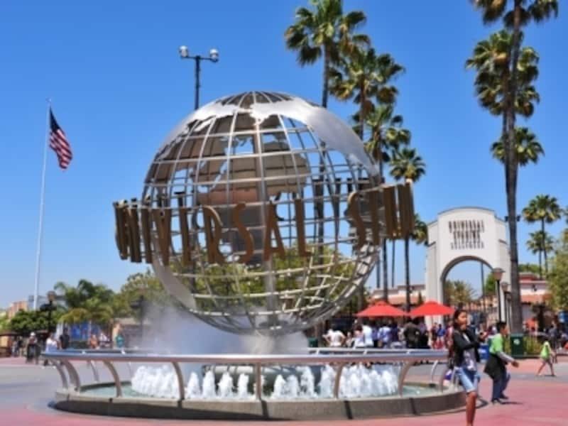 LAと言えばユニバーサルスタジオははずせない!