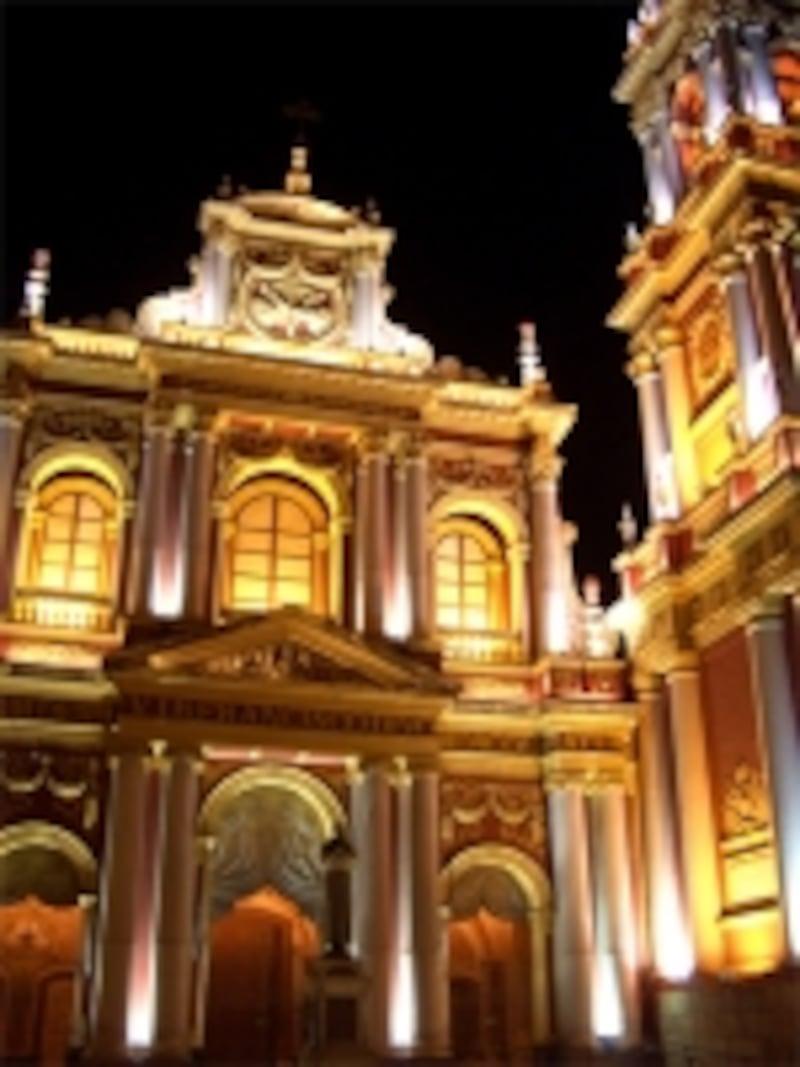 サルタ観る夜景も旅のクライマックス