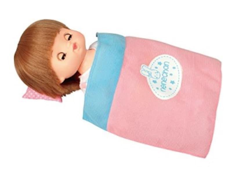 1歳クリスマスプレゼントおもちゃランキング第9位『メルちゃんお人形セットメルちゃんのいもうとおめめぱちくりネネちゃんパイロット』