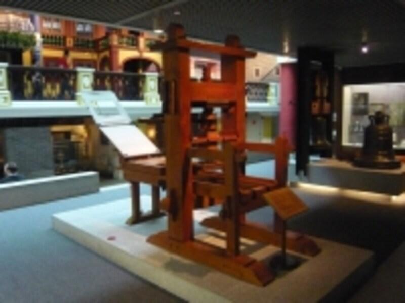 博物館や美樹幹は入館料がかかる。ただし格安